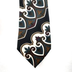 Oscar De la Renta men's tie Couture Collection